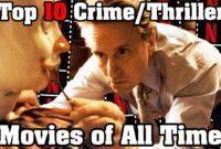Top 10 Best Crime Thriller Movies Of All Time – TrueTalkies