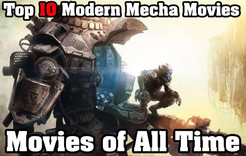 Top 10 Best Sci-Fi/Action Mecha Movies Of All Time – TrueTalkies